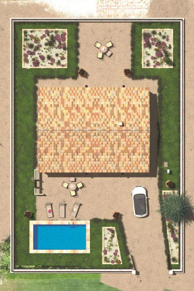 Maison - Open Sud PP GI accès Sud 94 so provence - Les Maisons de - plan pour construire sa maison