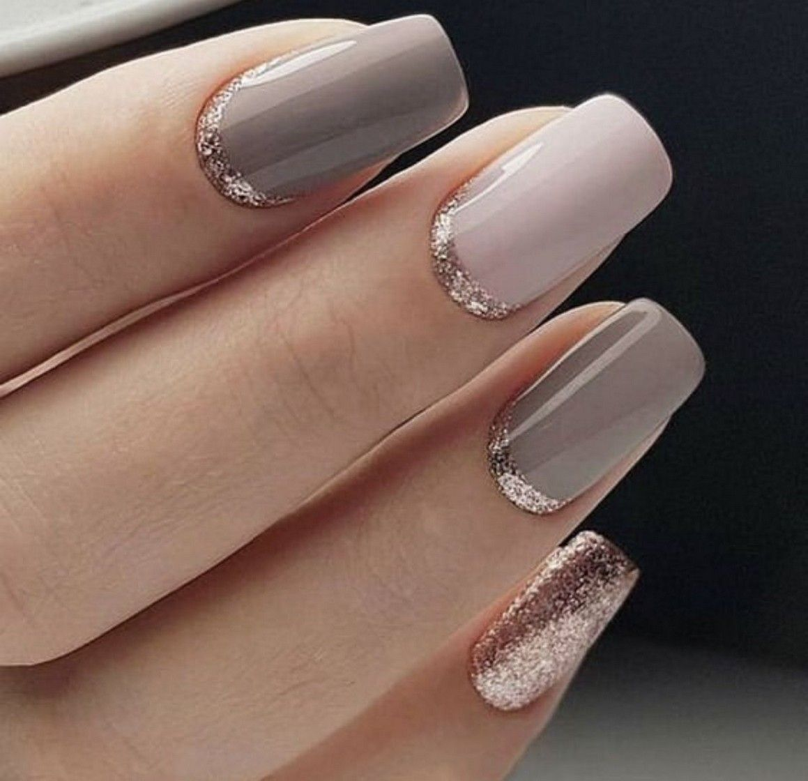 Photo of 50+ design elegante per nail art per idee invernali perfette