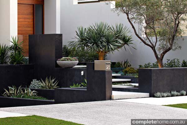 A contemporary coastal landscape design Modern Landscape ...