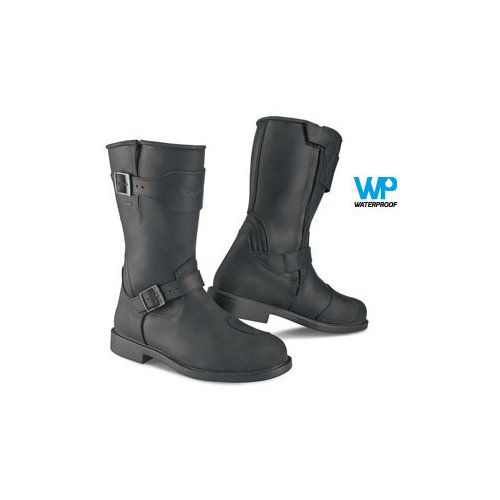 01b7a2bff4f841 Stylmartin Legend Boots   Vintage Moto   Leather boots, Motorcycle ...