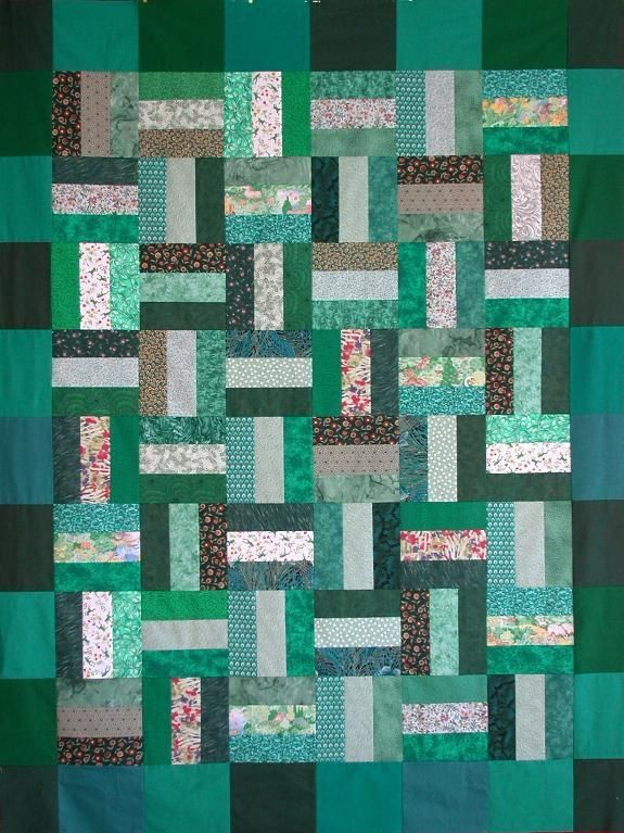 Quilting: Basket Weave Quilt Top | Quilts | Pinterest | Quilt top ... : quilting basket - Adamdwight.com