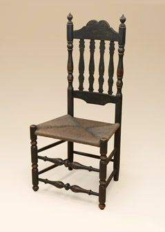 Barrister Side Chair Early American Style Chair Furniture Styles
