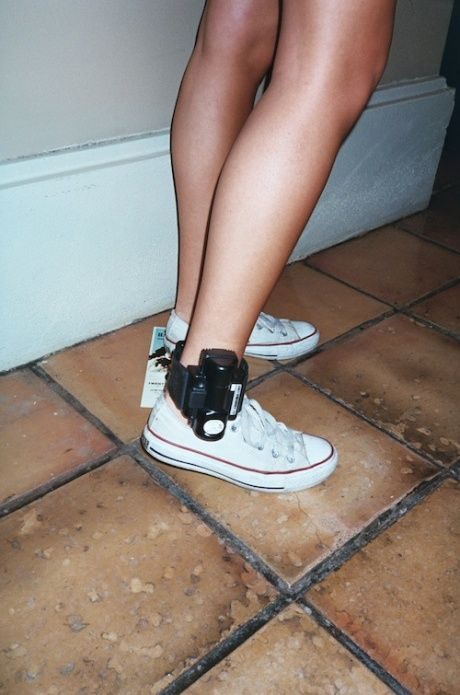 This Ankle Monitor Kinda Symbolizes How Polonius Doesnt Want Ophelia Seeing Hamlet So In A Way