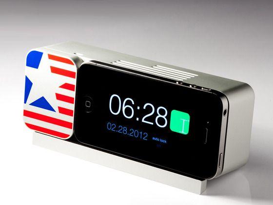USA model of Ideal Timepiece is stylish, ClockApp