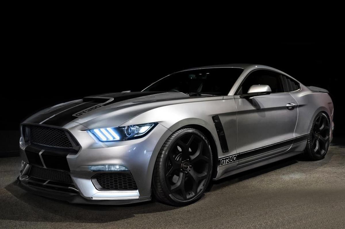 2016 Ford Mustang Cobra Car For
