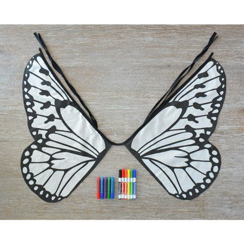 Design Your Own Butterfly Wings By Seedling In 2018 Make Believe