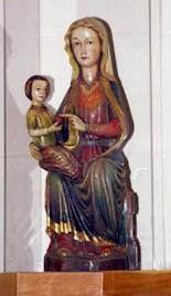 NUESTRA SEÑORA DE MARIAZELL, patrona de AUSTRIA 13/09 (155×268)