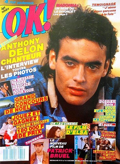 Magazines de potins de l'adolescence