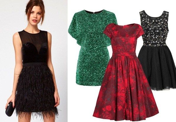 50 dresses for Christmas