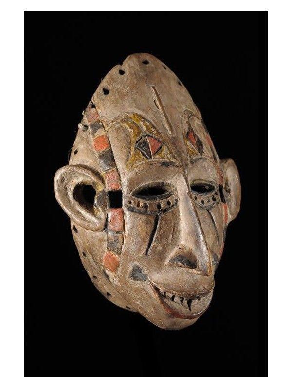 Family mask - Ibo - Nigeria