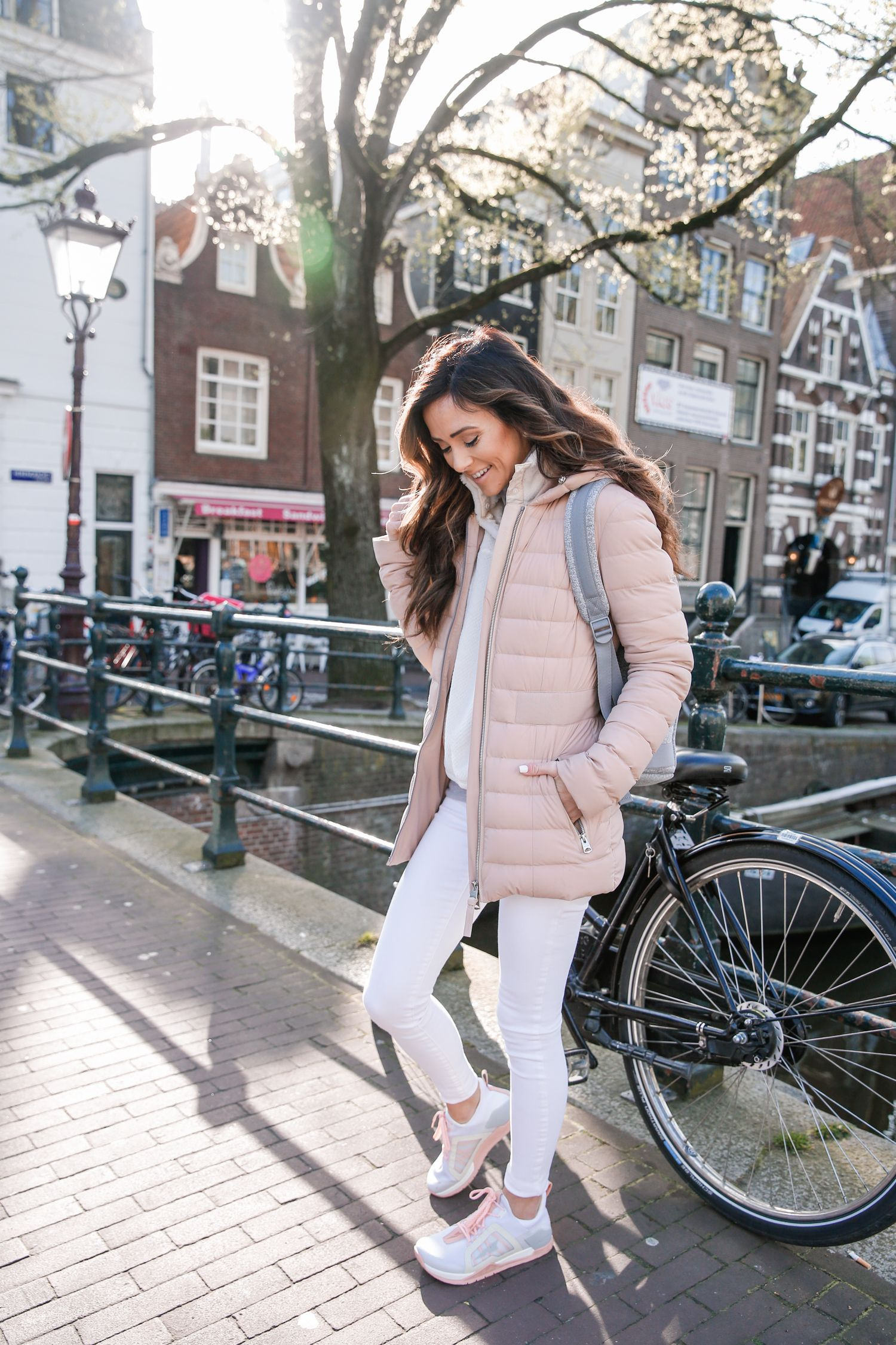 What To Wear To Explore Amsterdam | Alyson Haley