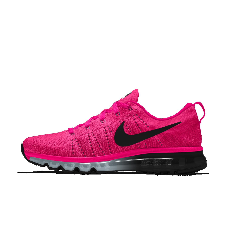 Nike Flyknit Air Max iD Women's Running Shoe