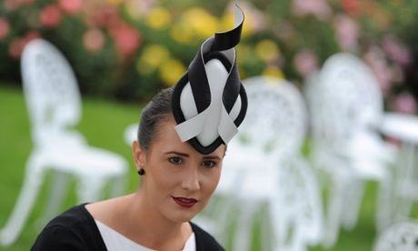 Derby Day hats competition 2014