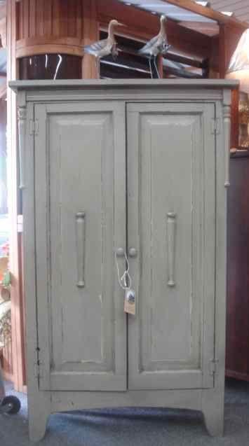 Rustic Jelly Cabinet