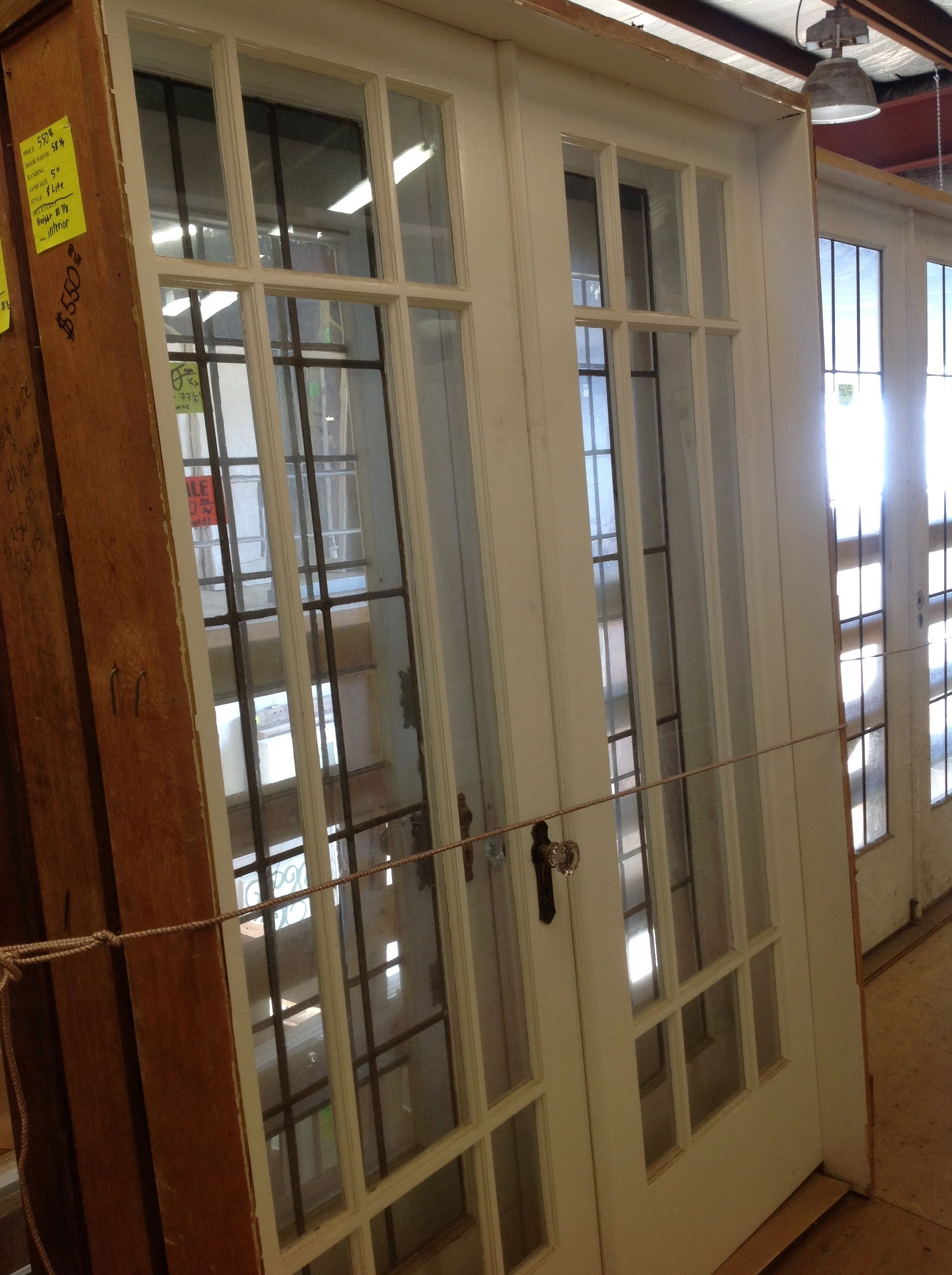 Reuse Wood Paned Glass Doors Chilliwack New and Used