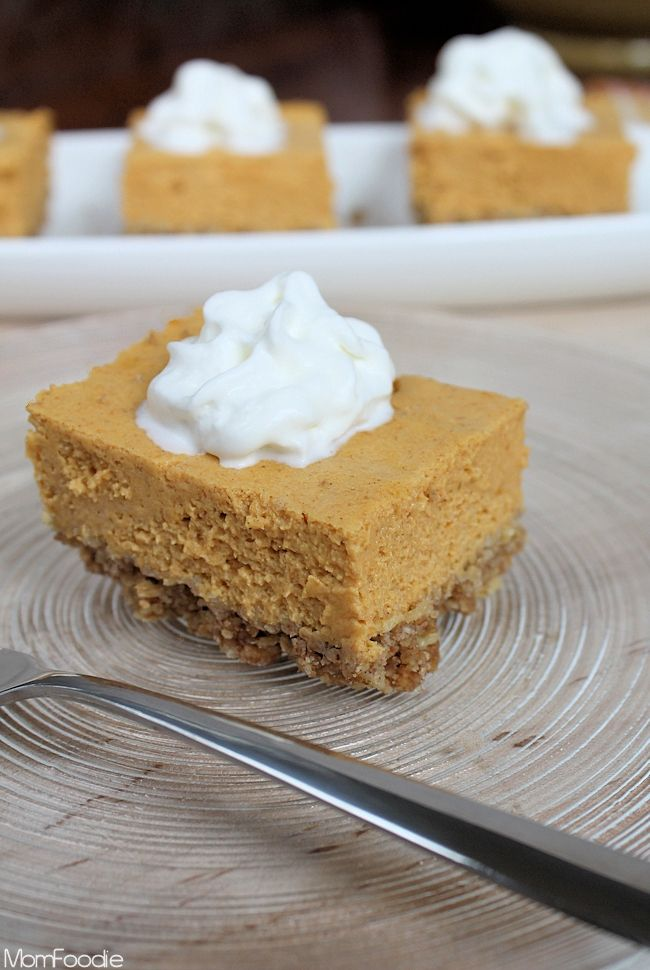 Light pumpkin cheesecake bars mom foodie food cocktail recipes light pumpkin cheesecake bars mom foodie aloadofball Image collections