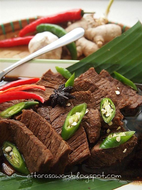 Daging Halia Resipi Citarasawan Resep Makanan Cara Memasak Daging