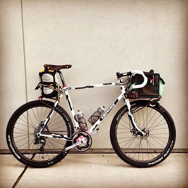 Elephant Nfe Rear Rack Is Cool Bike Geek Elephant Bicycle Bike
