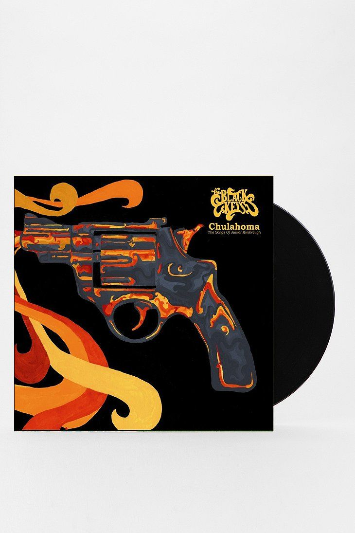 The Black Keys Chulahoma The Songs Of Junior Kimbrough Lp The Black Keys Vinyl Vinyl Records