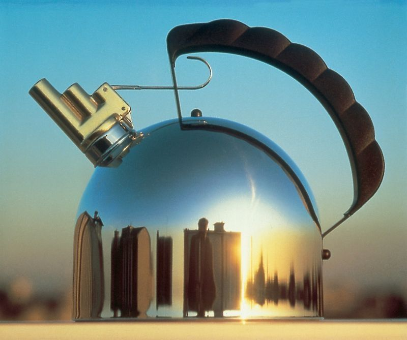 Kettle By Richard Sapper For Alessi The Tea Room Pinterest
