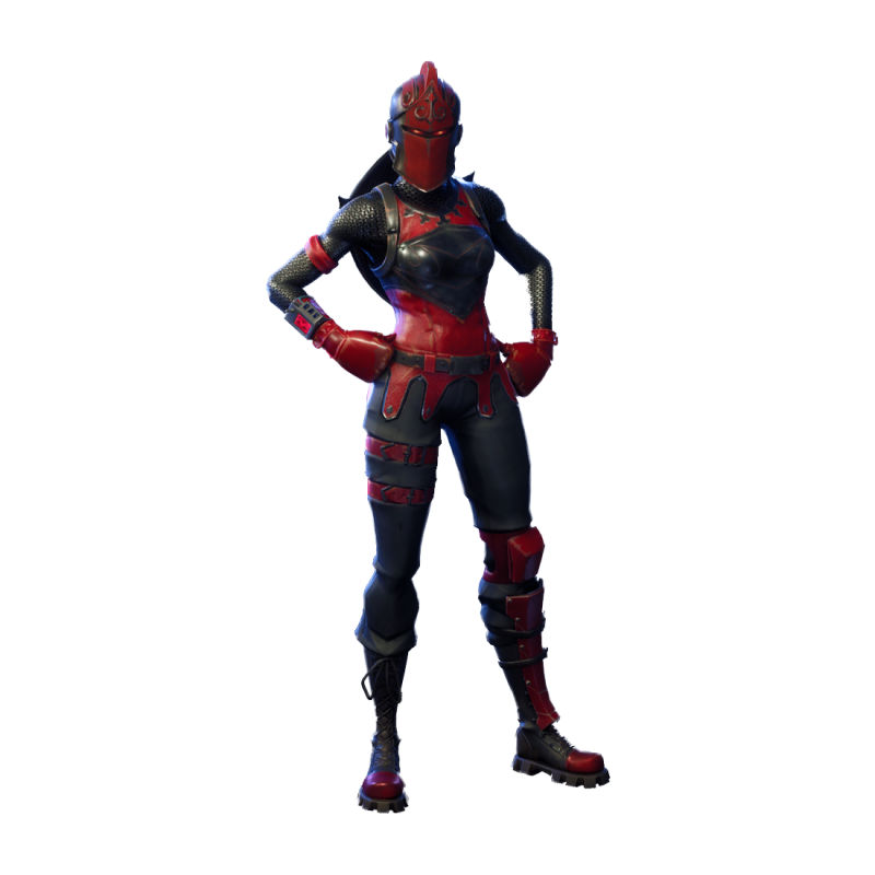 Fortnite Red Knight PNG Image in 2020 Red knight
