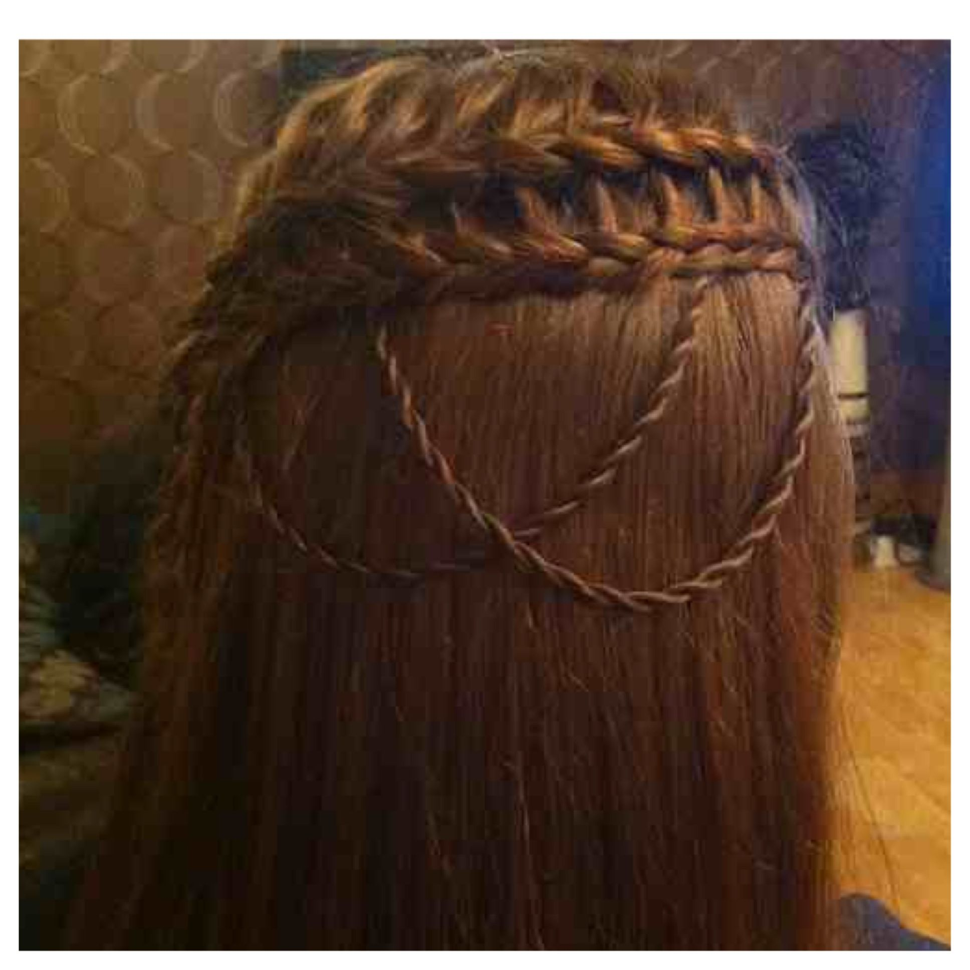 Hair Shows, Medieval Hairstyles