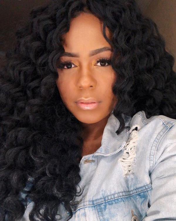 Harlem 125 Kima Braid Synthetic Hair Crochet Ripple Deep 14 In 2020 Braids For Black Hair Crochet Braids Hairstyles Synthetic Hair
