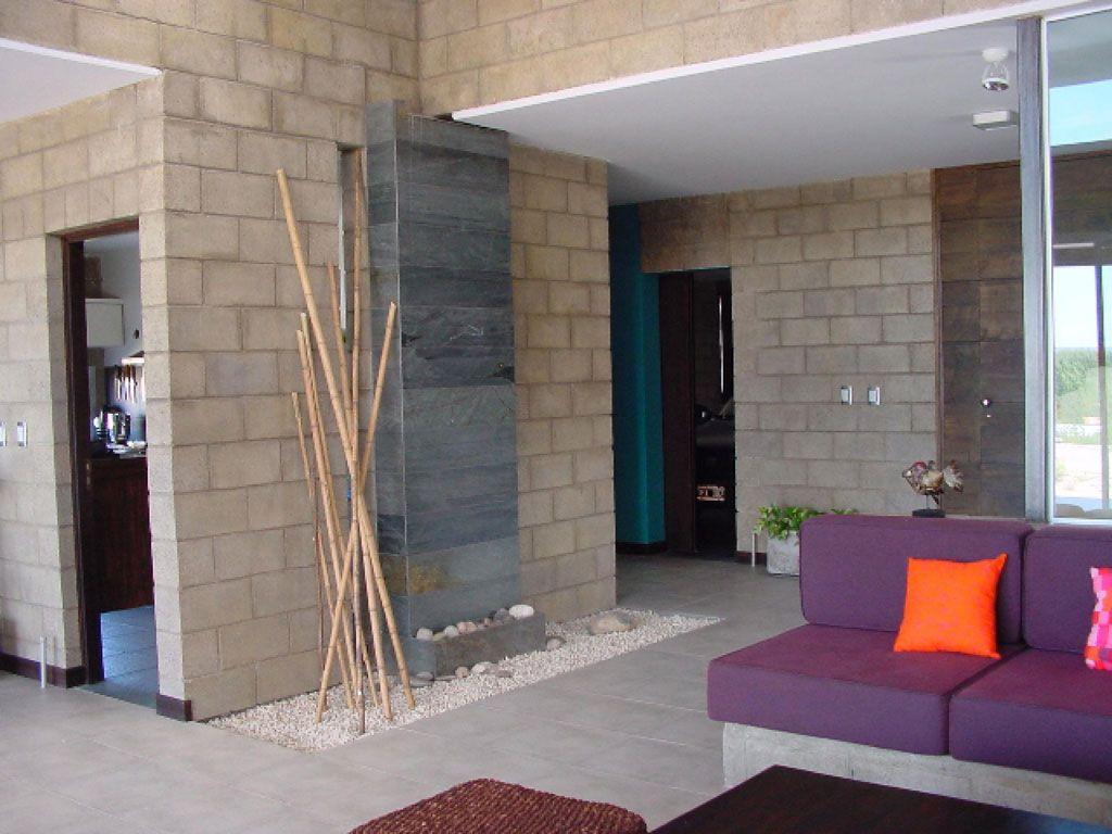 Picture 16 casa laderas mosso ros arquitectos - Ladrillos de hormigon ...
