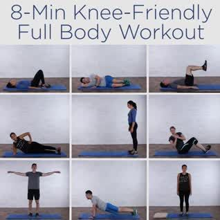 #kneefriendly #lifestyle #friendly #getting #healthy #workout #fitness #issues #active #minute #goal...