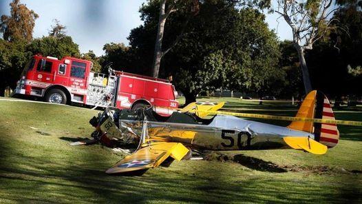 """El actor,de 72 años, se estrelló mientras piloteaba una avioneta, según informó el sitio TMZ. """"Su situación es crítica"""", manifestó en Twitter el departamento de bomberos de Los Ángeles, la ciudad donde está internado. La familia de Ford dio un mensaje esperanzador. Su hijo, vía Twitter, agradeció los buenos deseos del público."""