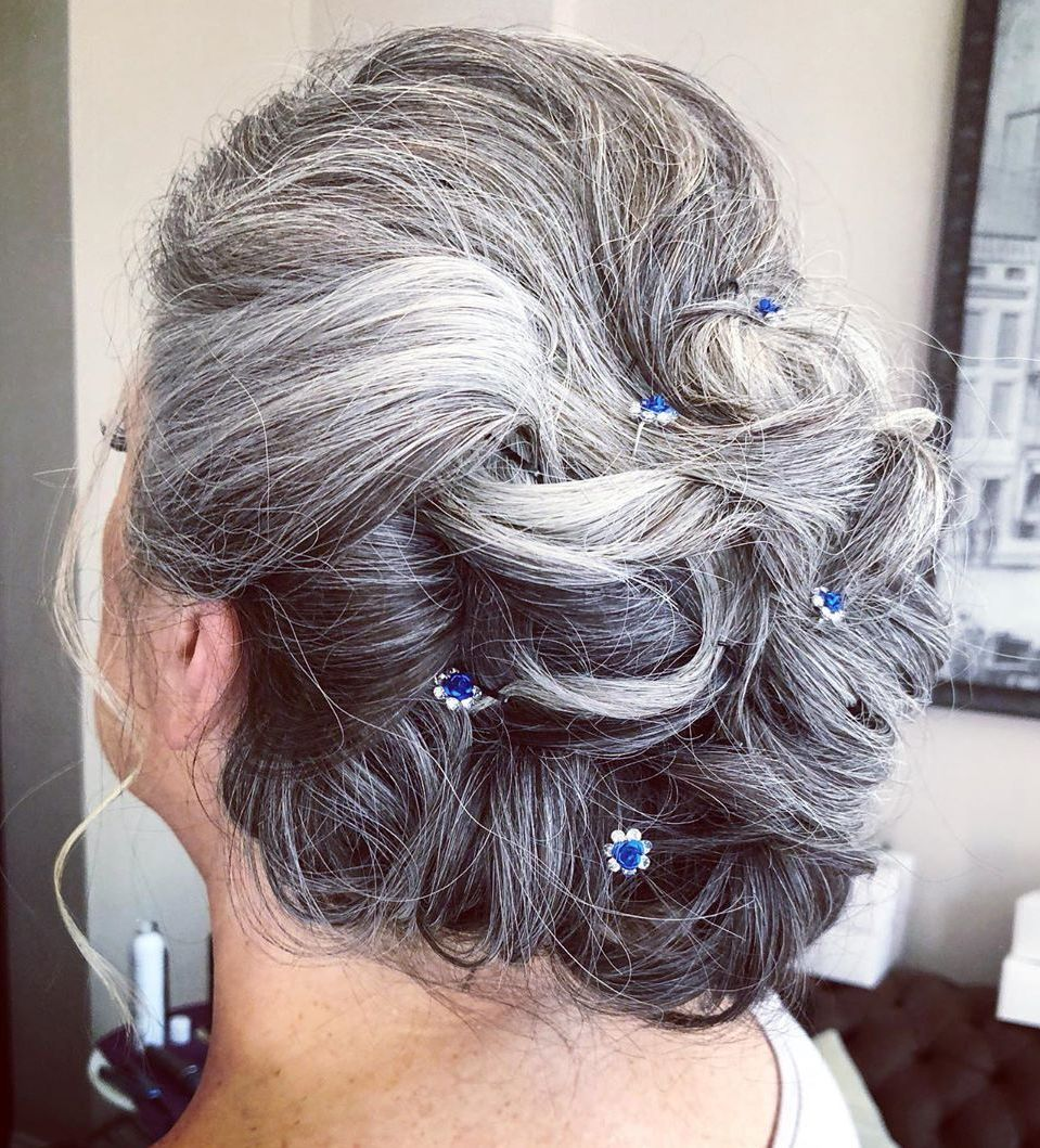 44++ Mother of the bride hairstyles 2020 trends
