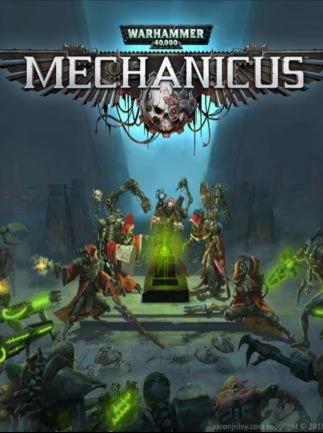 Warhammer 40,000 Mechanicus Steam Key GLOBAL Warhammer