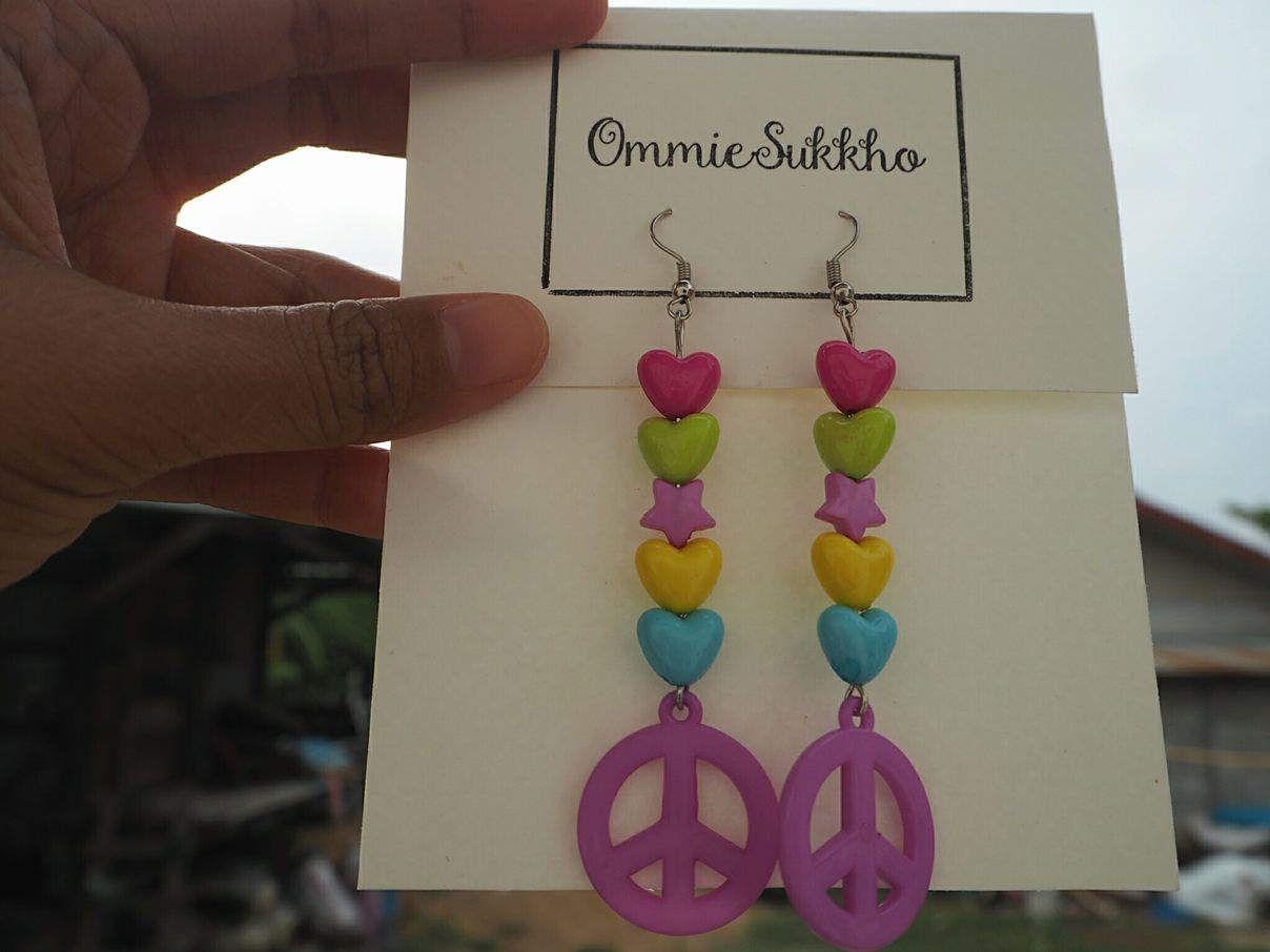 Custom  Made Earrings