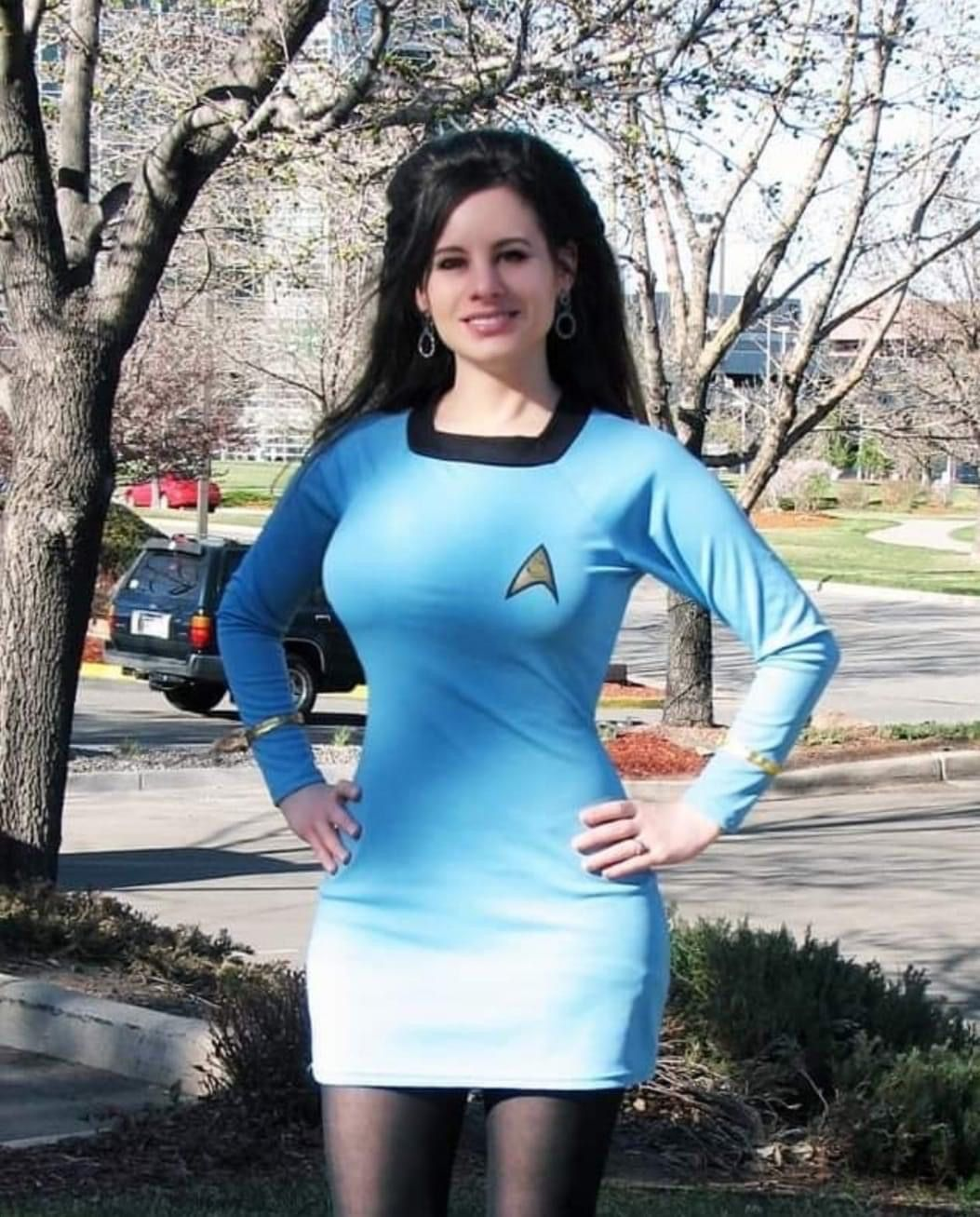 Pin by Da Jinx on Star Trek & Space girls in 2020 | Star
