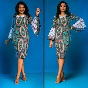 ac29337d0fe Modern African Print Dresses  Best Way To Rock African Print Dresses In 2018