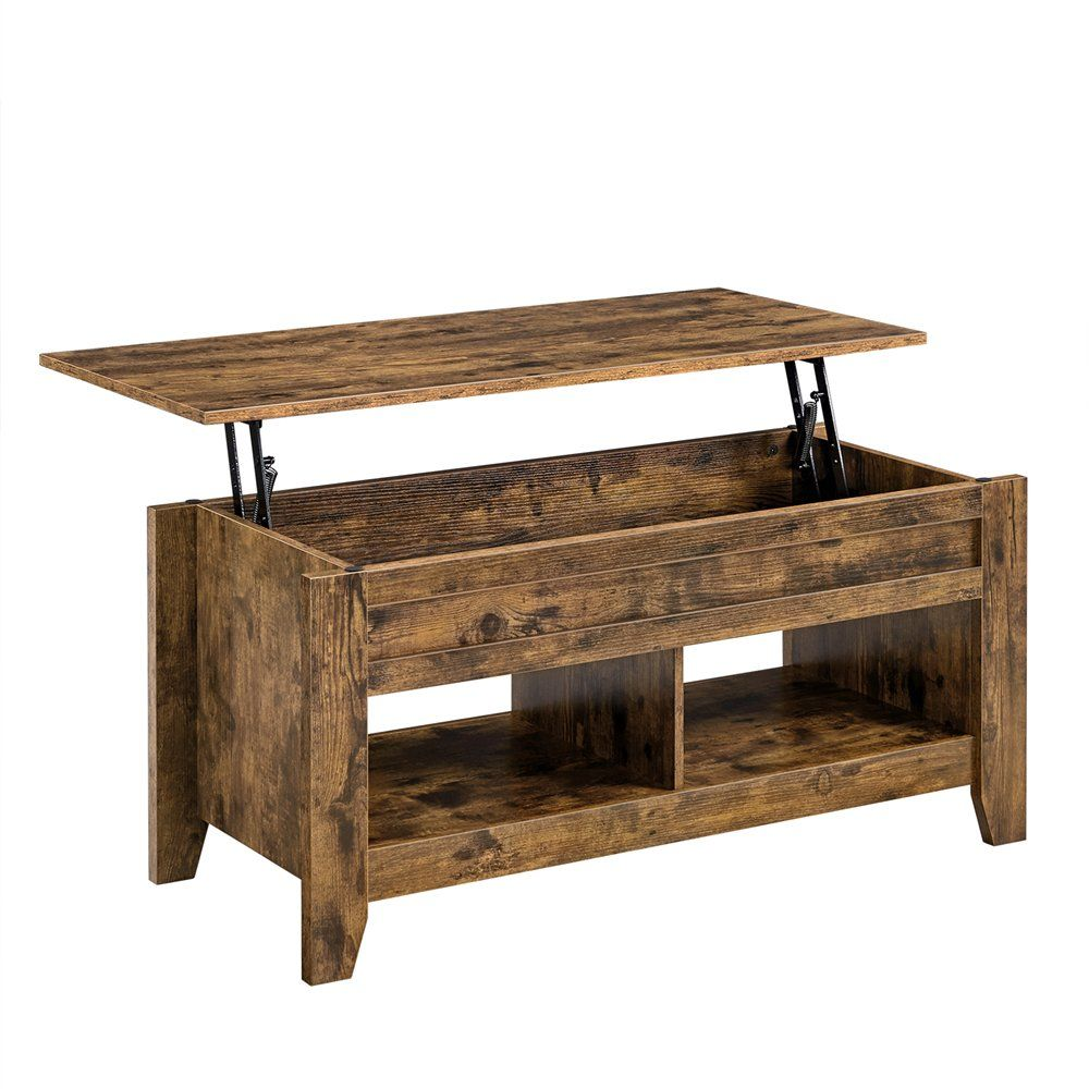 Smilemart Wooden Small Space Lift Top Coffee Table With 2 Storage Compartments Rustic Brown Walmart Com Coffee Table Vintage Coffee Table With Storage Lift Top Coffee Table [ 1000 x 1000 Pixel ]