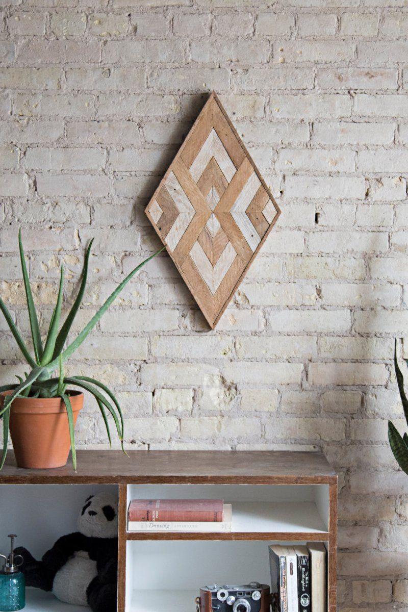 Reclaimed wood wall art wood decor reclaimed wood wood art