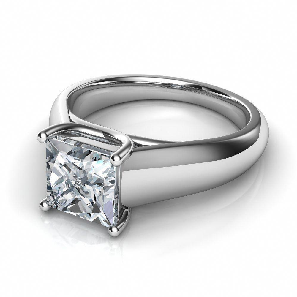 Natural ruby wedding band bridal promise ring half