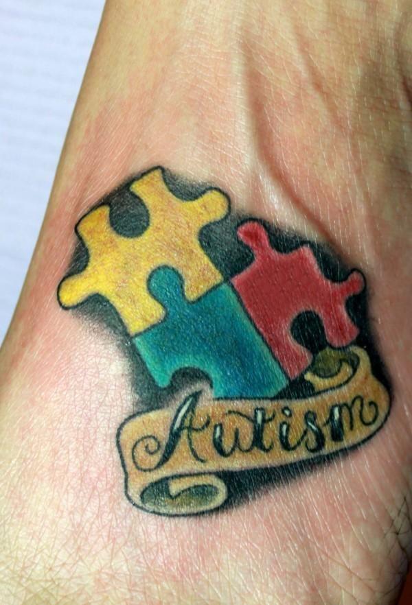 Autism Tattoos Designs Autism Pinterest Autism Tattoos Tattoo