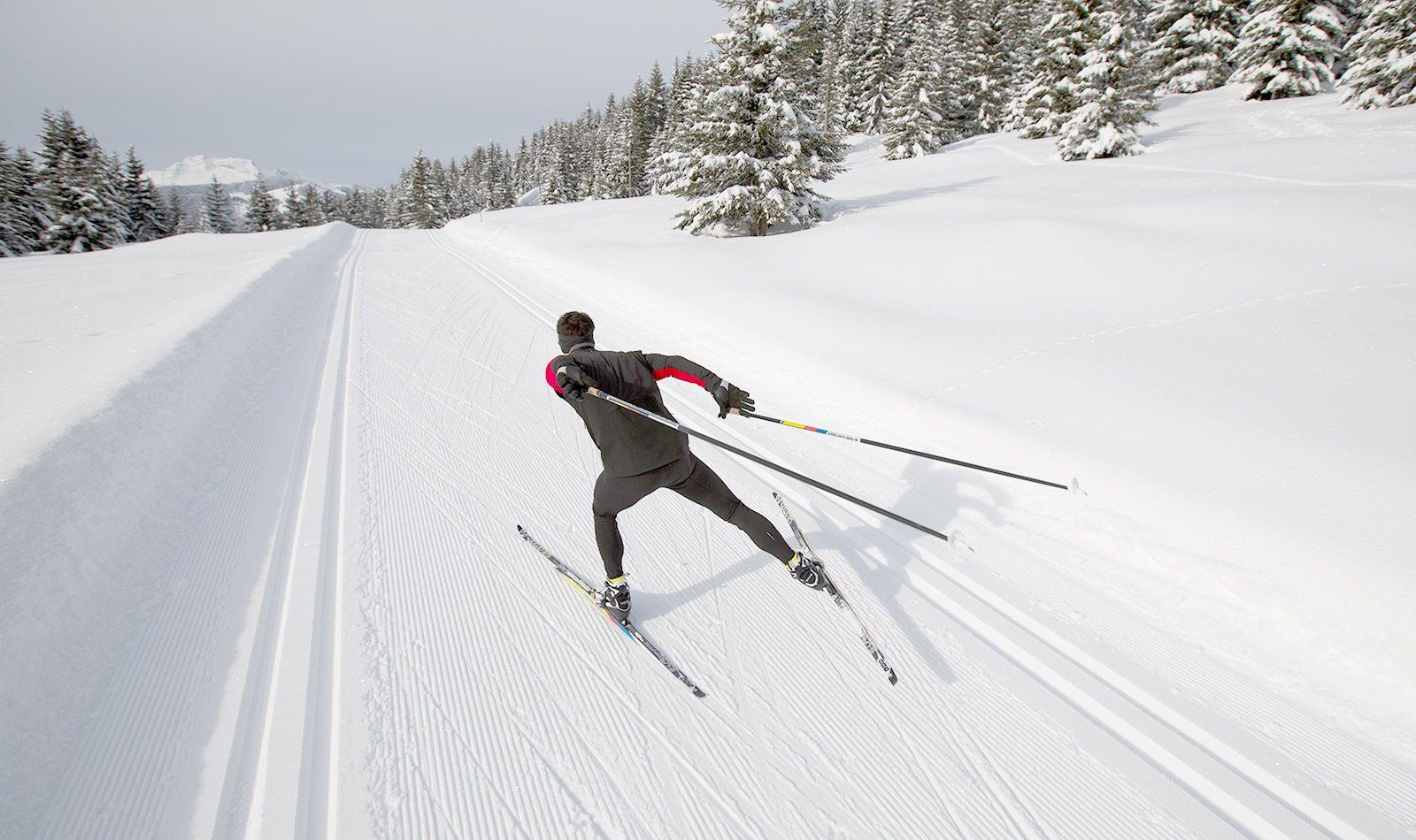 Equipe 8 vitane skate skating skis nordic skiing