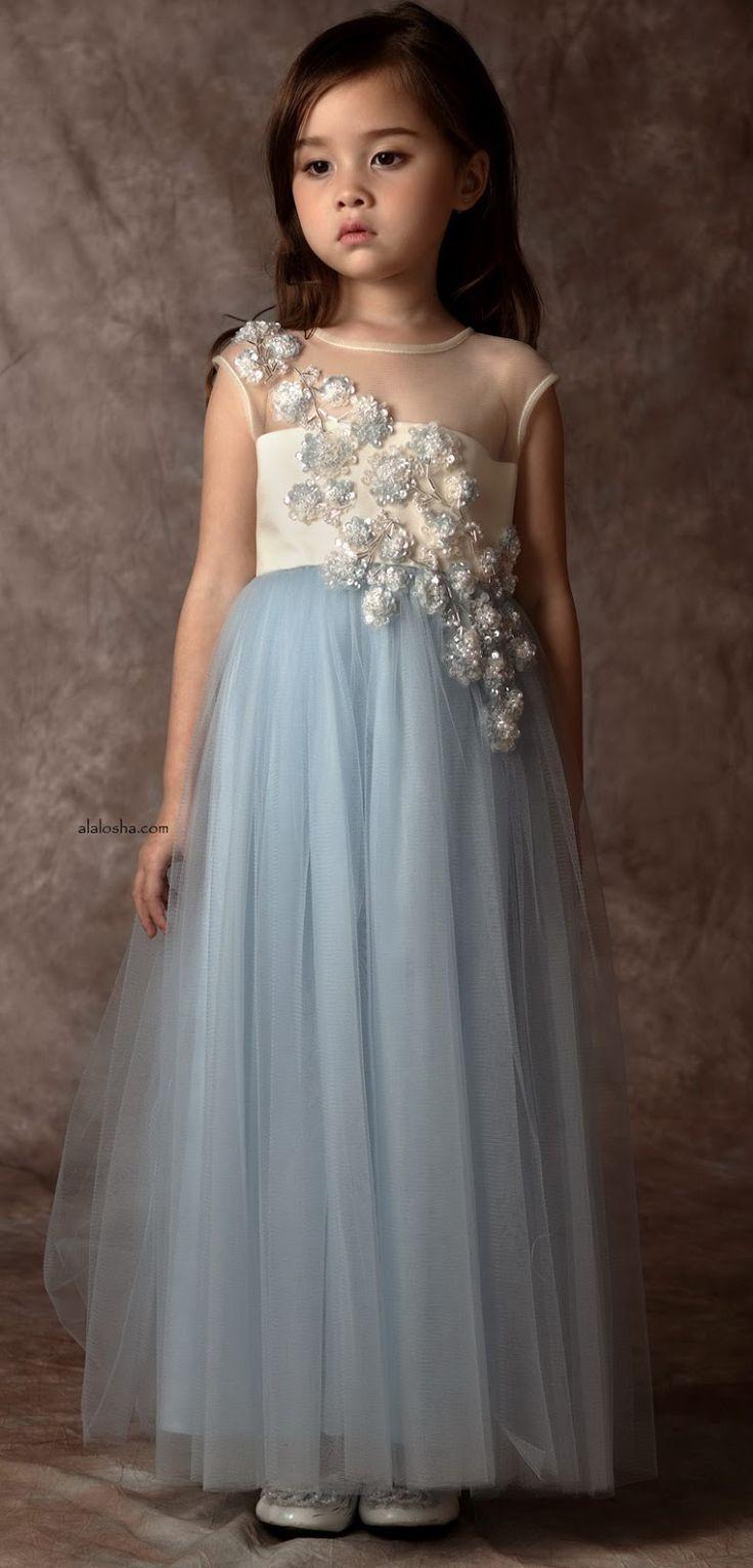 Cool Dresses For Special Occasions ALALOSHA: VOGUE ENFANTS: Must ...