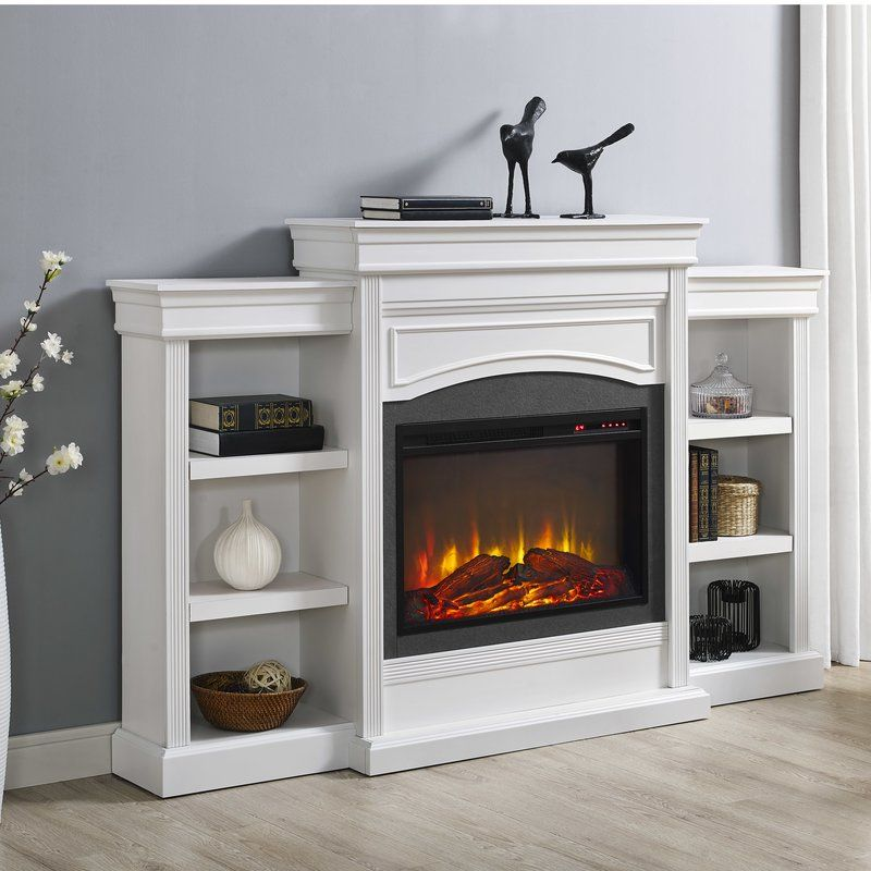 Allsop Mantel Wall Mounted Electric Fireplace White Mantel White Electric Fireplace Faux Fireplace Mantels