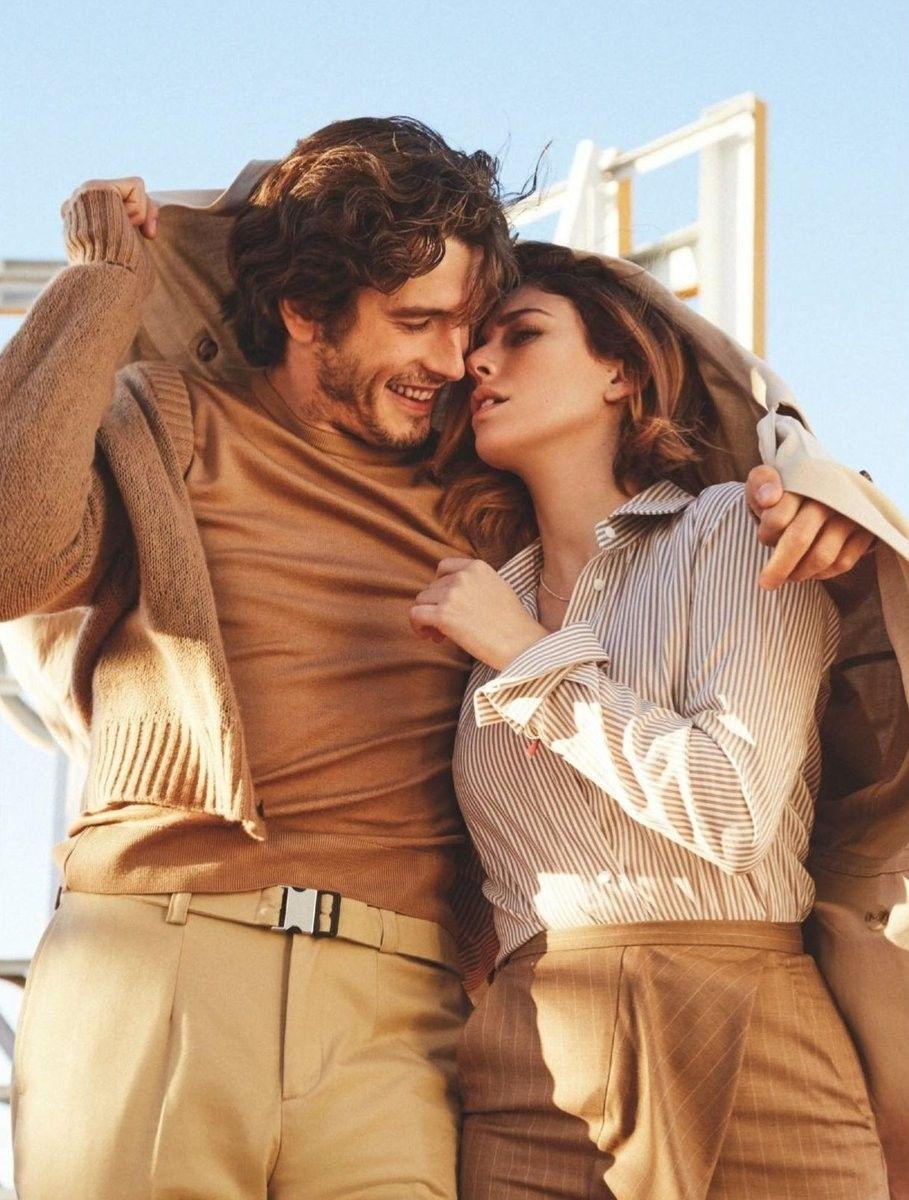 Yon Gonzalez Et Blanca Suarez Las Chicas Del Cable Parejas De Películas Chicas