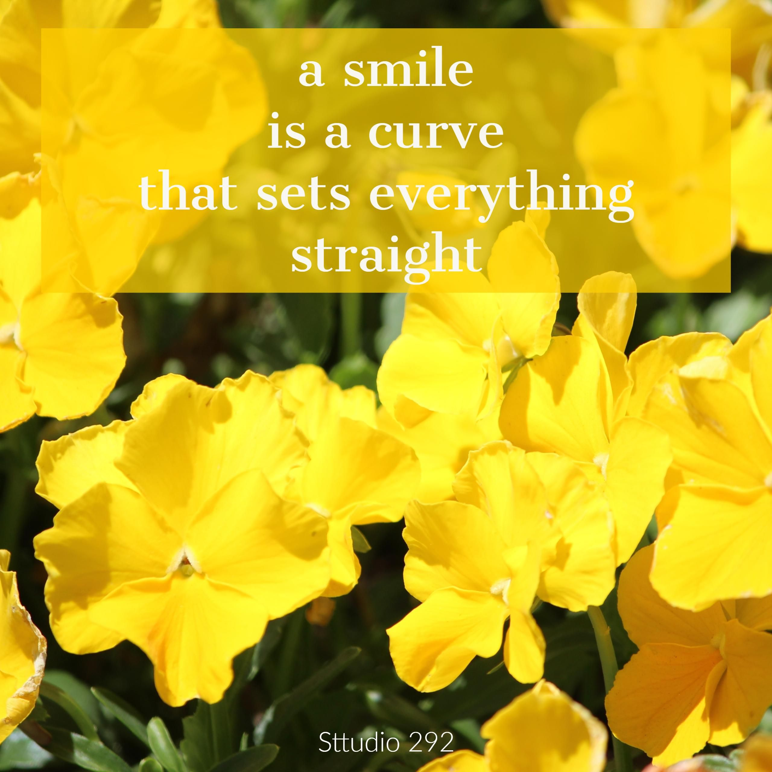 Yellow Pansy Flowers Quotes On Happiness With Flower Pictures