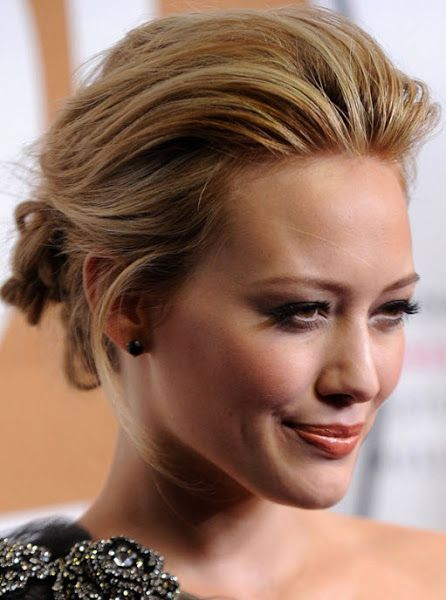 Celebrities Classic Bun Hairstyles2 Bun Hairstyles For Women