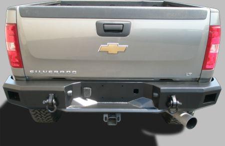 1999 2006 Chevrolet Silverado Hd Magnum Winch Rear Bumper