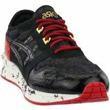 asics hypergellyte casual shoes  black  mens  black