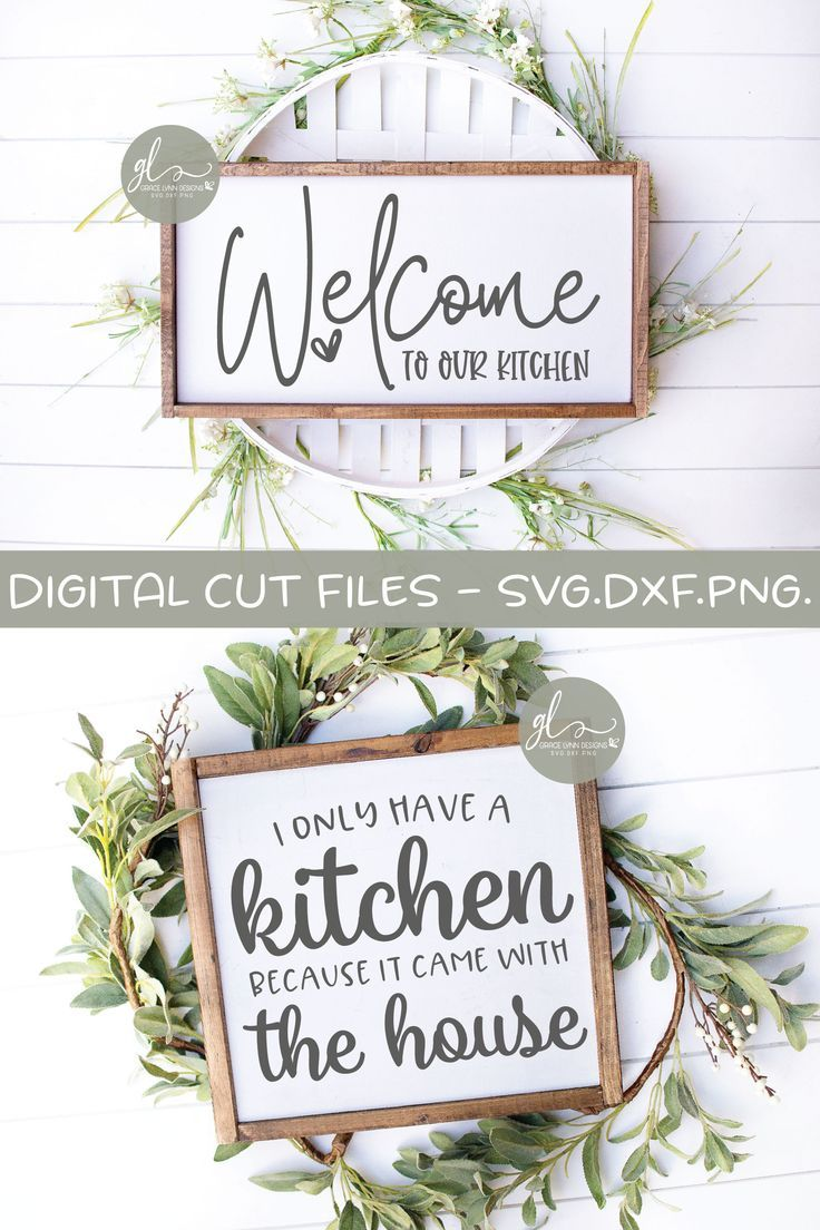 Pin on Kitchen SVG files and project ideas
