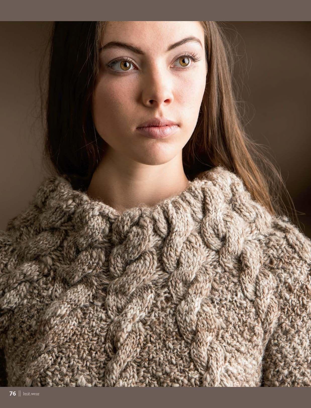 Knitwear Fallwin13 Emag Knitting Pinterest Knitting Knitwear