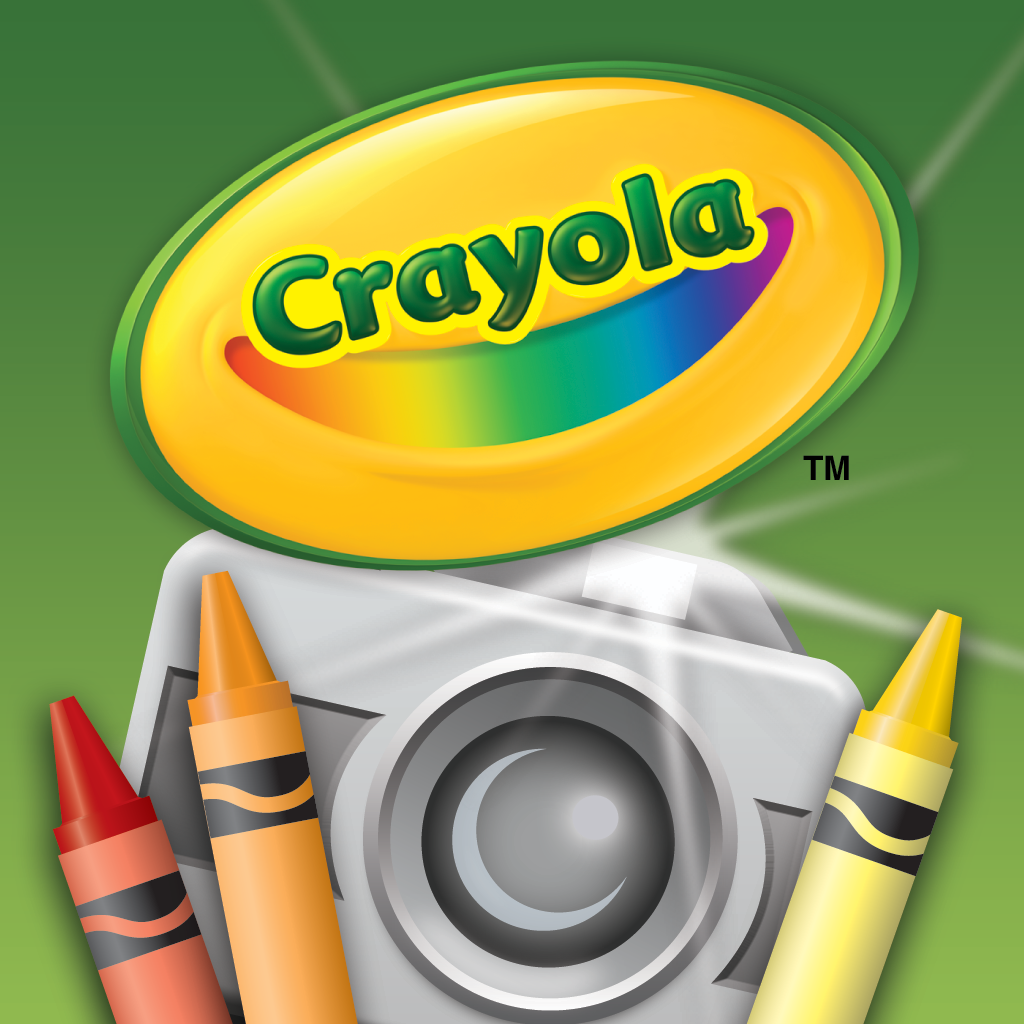 Crayola Coloring Pages Already Colered